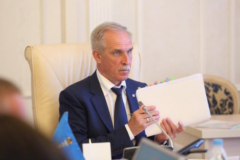 Ъ: Наказам ульяновских избирателей придадут законодательную форму