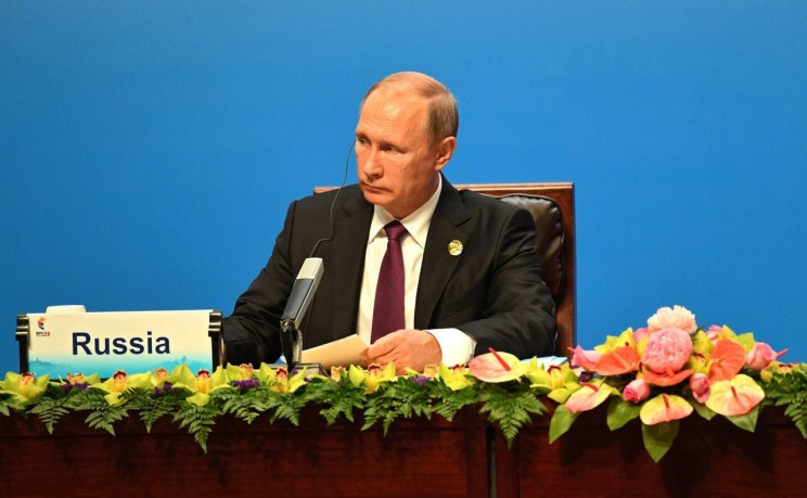 Путин на саммите БРИКС, 4 сентября 2017
