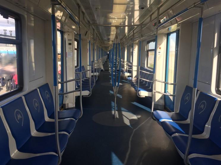 Путину в Ульяновске показали электробусы, которые будут ходить в Москве 2