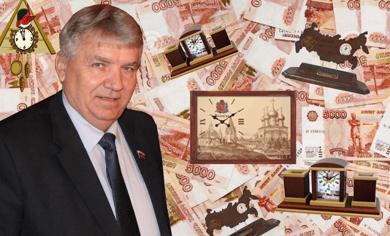 Ульяновская городская дума потратит почти 600 тысяч рублей на приятные «безделушки»
