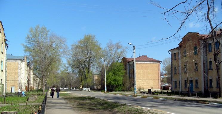 Улица Ленинградская, Нижняя Терраса, Заволжский район Ульяновска 1