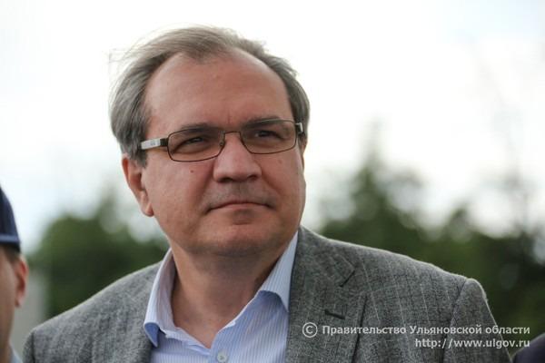 Секретарь Общественной палаты России Валерий Фадеев