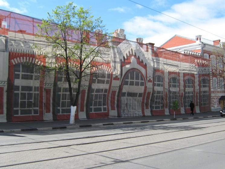 Здание магазина сельхозорудий Юргенса