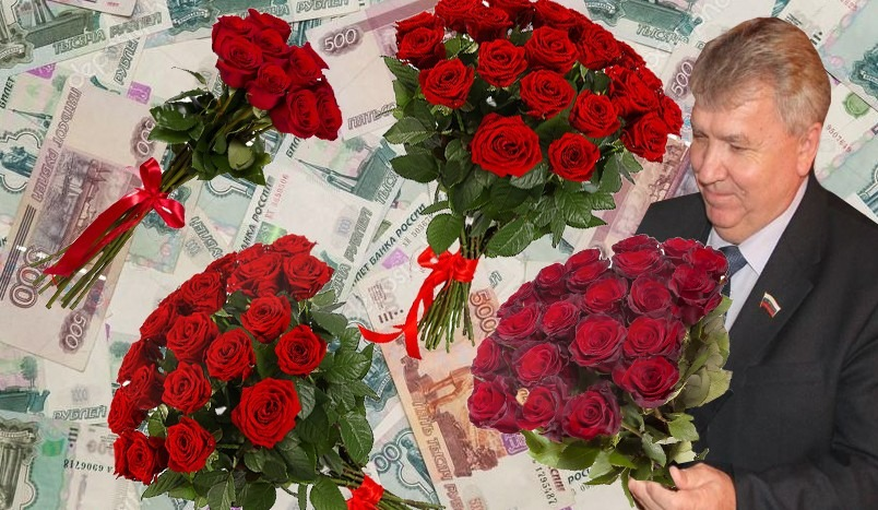 Ульяновская городская дума потратит почти 170 тысяч рублей на цветы