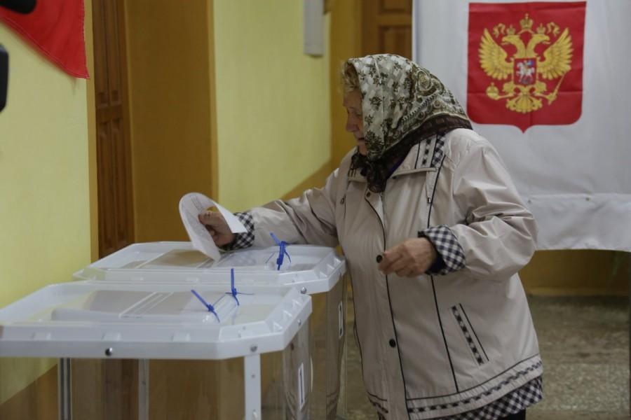 Ъ-Волга: «Единая Россия» победила на низкой явке