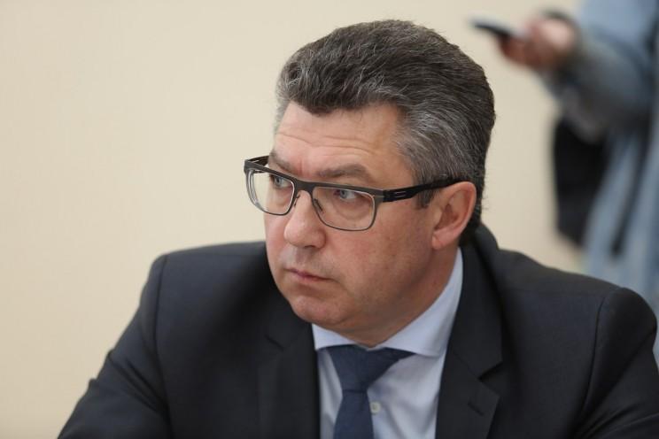 Министр здравоохранения, семьи и социального благополучия Ульяновской области Рашид Абдуллов.