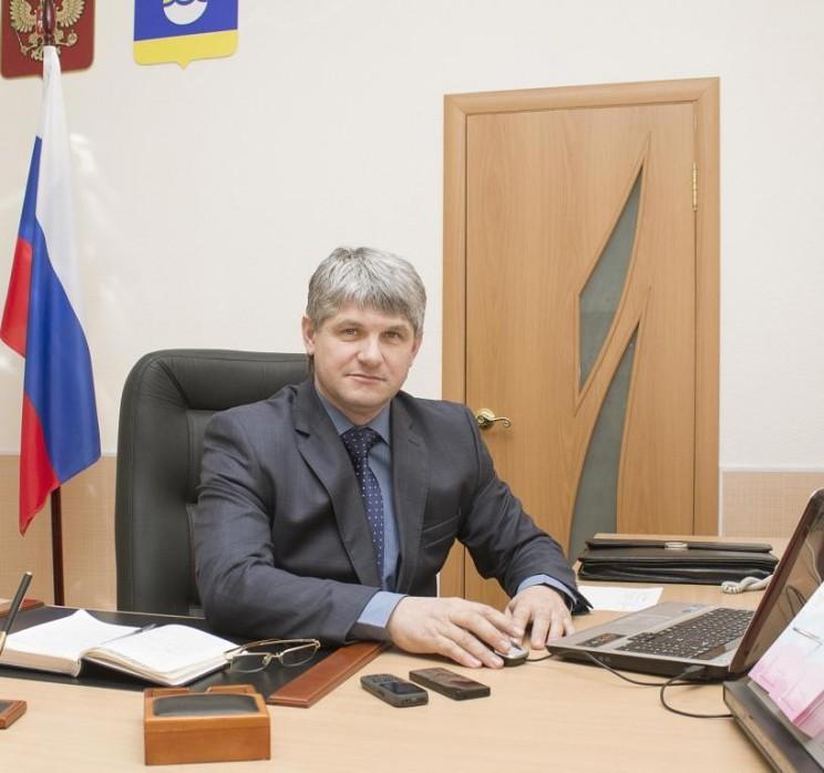 Александр Ризаев, экс-глава администрации Николаевского района Ульяновской области