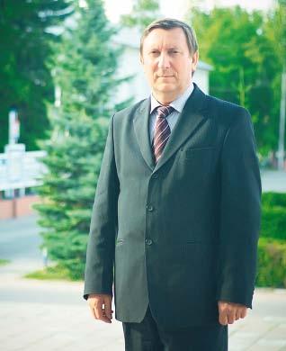 Александр Вражнов, глава Новоспасского района Ульяновской области.