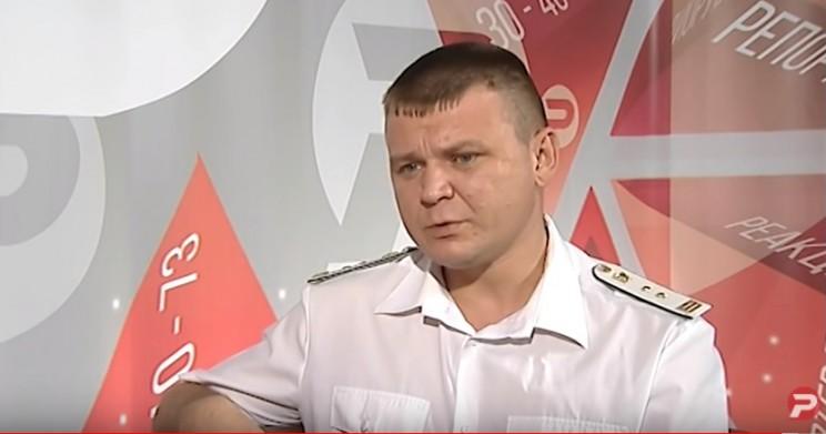 Андрей Тагаев, руководитель управления ФССП по Ульяновской области.