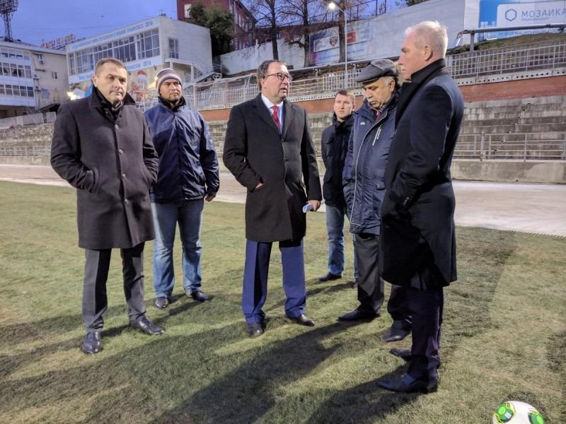 Губернатор Ульяновской области: «Региональная власть поддерживала и будет поддерживать наш футбол»
