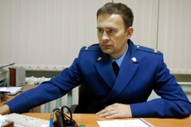 Михаил Аляев, экс-заместитель прокурора Засвияжского района Ульяновска.