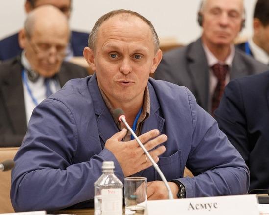 Олег Асмус