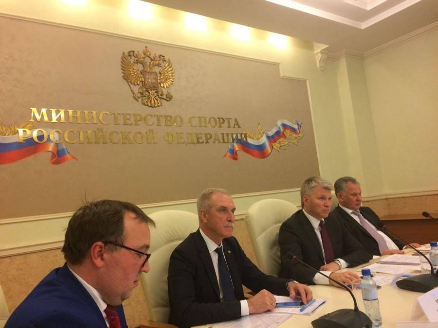 Сергей Морозов о форуме «Россия-спортивная держава»