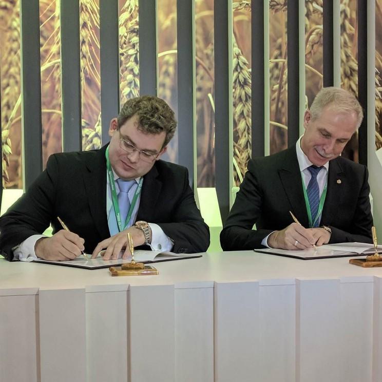 Подписали инвестсоглашение о создании в Кузоватовском районе предприятия по выращиванию и переработке индейки