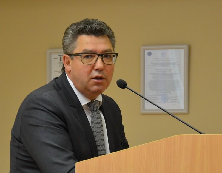 Рашид Абдуллов, министр здравоохранения, семьи и социального благополучия Ульяновской области.