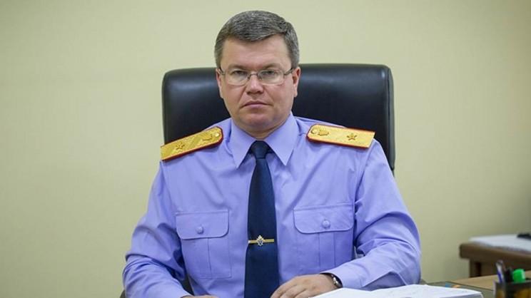 Сергей Михайлов, руководитель Следственного управления Следственного комитета Российской Федерации по Ульяновской области.