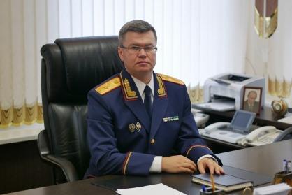 Сергей Михайлов, руководитель СУ СК по Ульяновской области.