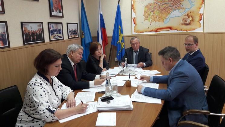 конкурсная комиссия на пост главы администрации Димитровграда
