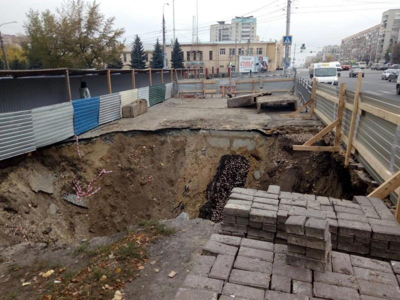 При ремонте теплотрассы около ЖК «Дом на Минаева» погиб рабочий