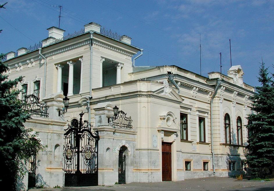 Ульяновский дворец бракосочетания оснастят пожарной и охранной сигнализацией