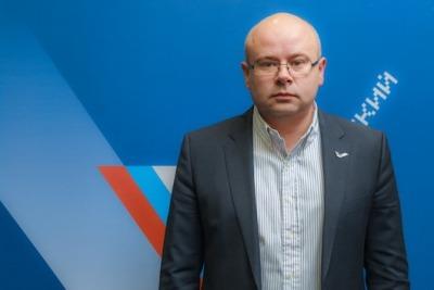 член Центрального штаба ОНФ, директор Фонда независимого мониторинга медицинских услуг и охраны здоровья человека «Здоровье» Эдуард Гаврилов.