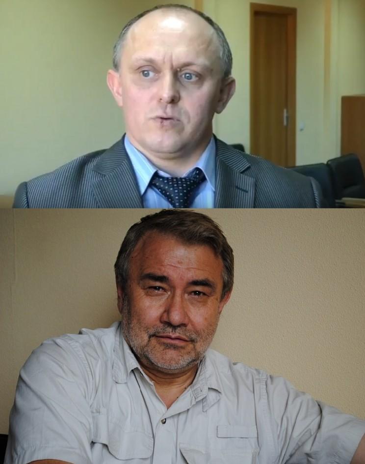 Олег Асмус и Сергей Галант