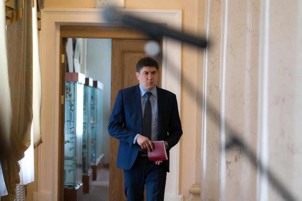 Павел Дегтярь больше не заместитель губернатора Ульяновской области