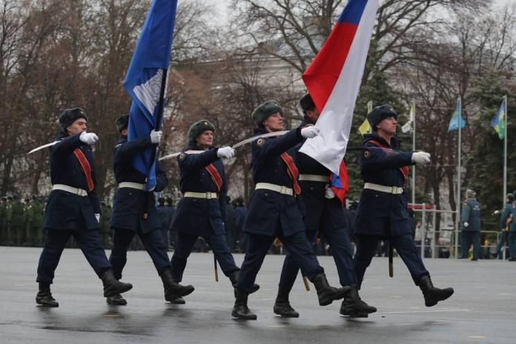 Седьмое ноября – это символ государственной преемственности и немеркнущей памяти народа 1