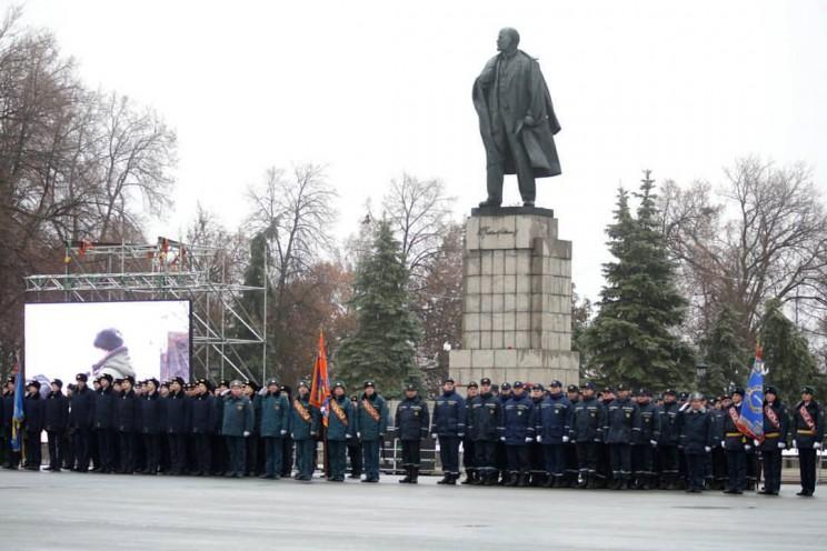 Седьмое ноября – это символ государственной преемственности и немеркнущей памяти народа 2