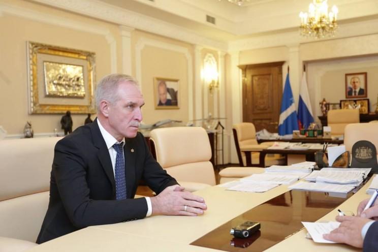 Сергей Морозов, 7 ноября 2017