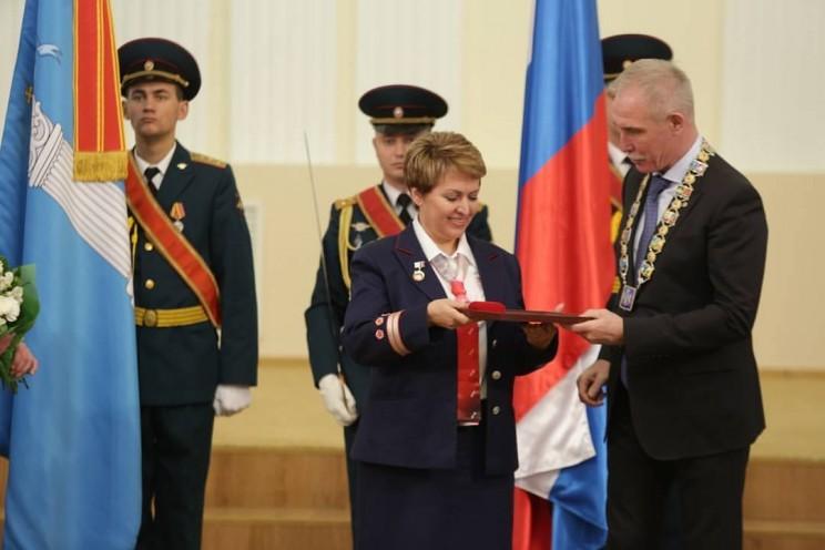Сергей Морозов Рад, что вместе со всей страной динамично развивается и Ульяновская область! - 3