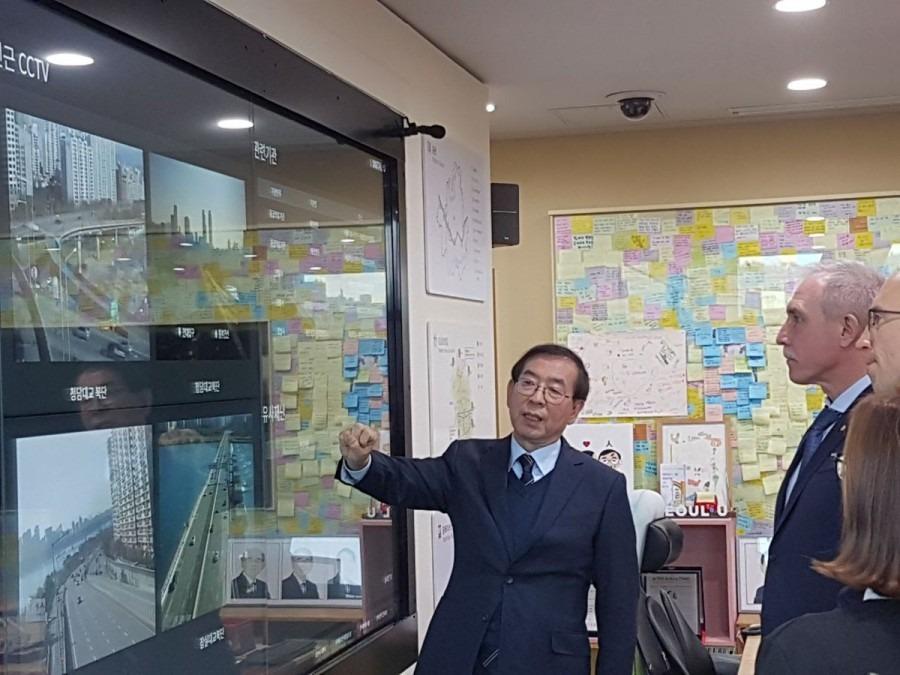 Ульяновская область планирует создать «умный» ситуационный центр по аналогии с Сеулом