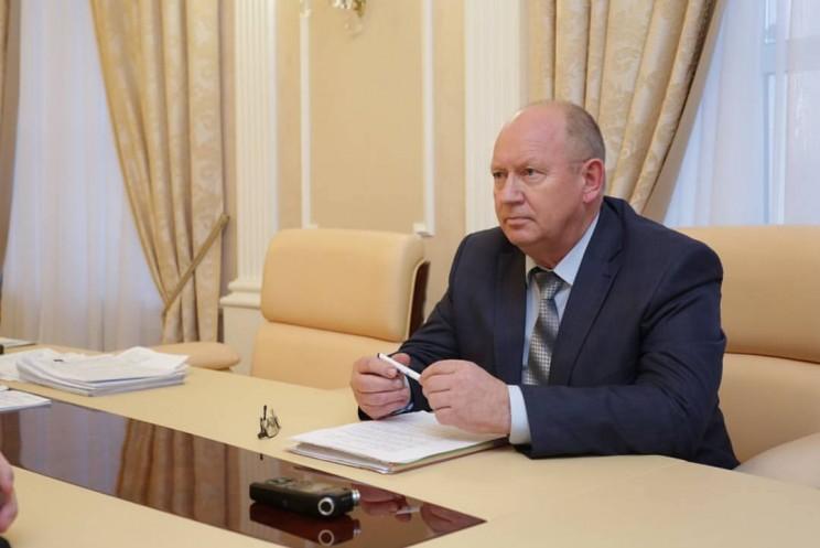 Владимир Лазарев, 7 ноября 2017