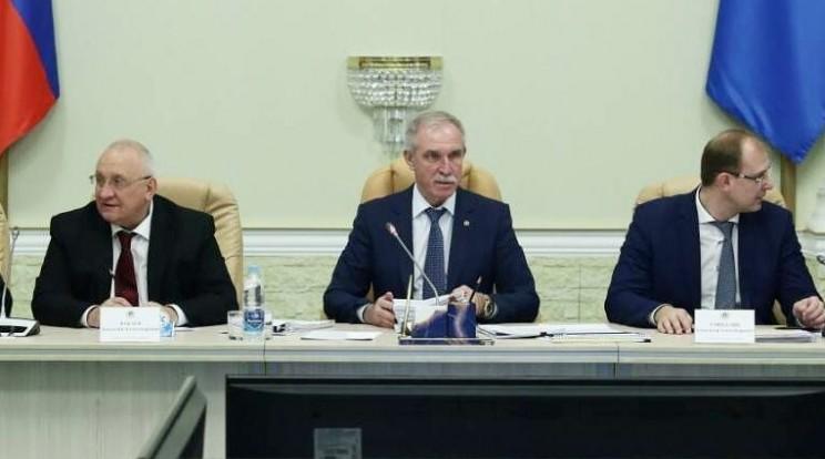 Анатлий Бакаев, Сергей Морозов, Александр Смекалин