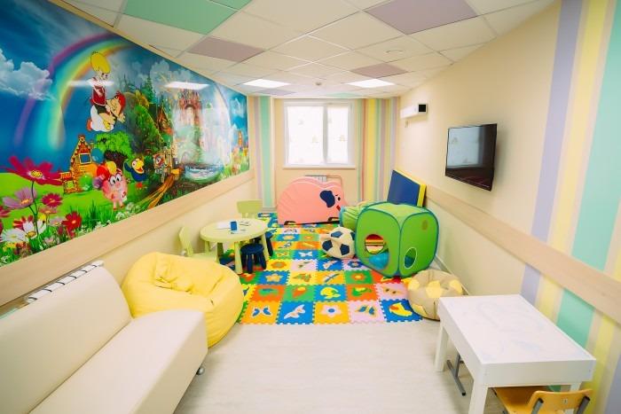 На ремонт ульяновских детских лечебных учреждений из резервного фонда Президента РФ поступило 65 млн рублей