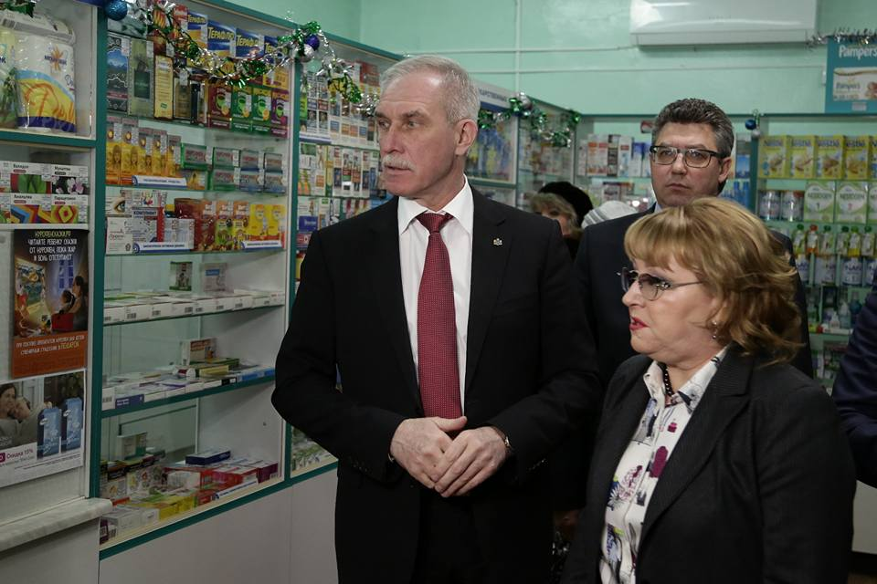 Сергей Морозов: «Ни один из жителей региона не должен остаться без положенных ему по закону бесплатных лекарств»