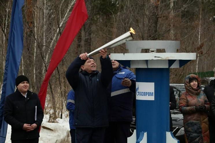 СНТ Дубрава газификация
