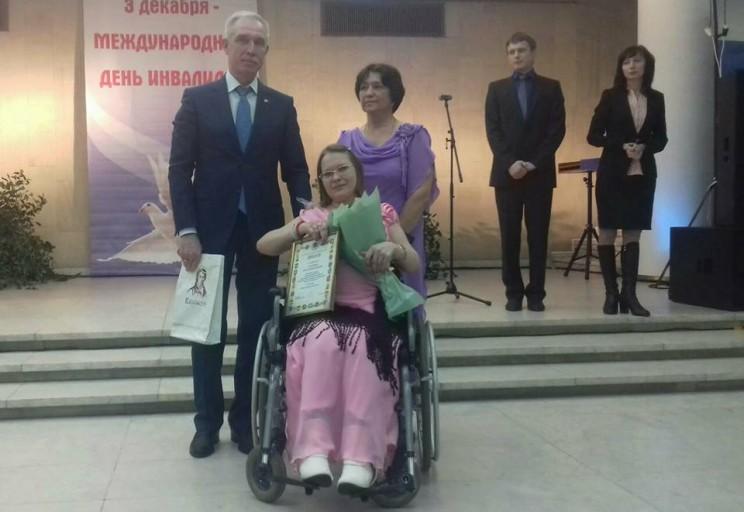 Сергей Морозов Мы должны защитить людей с ограниченными возможностями