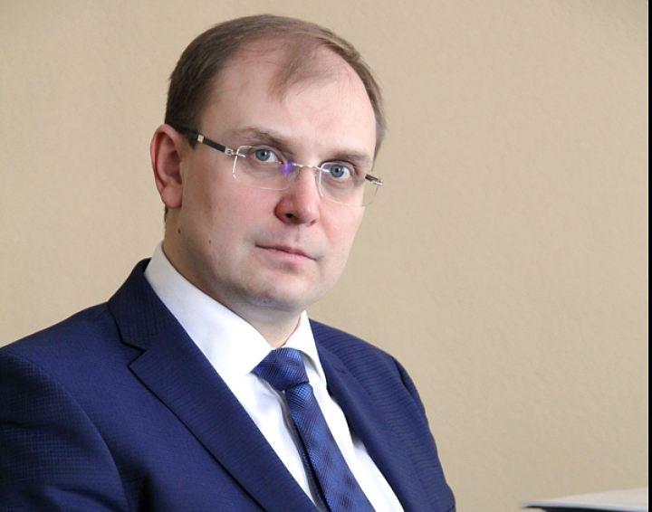 Александр Смекалин, председатель правительства Ульяновской области.