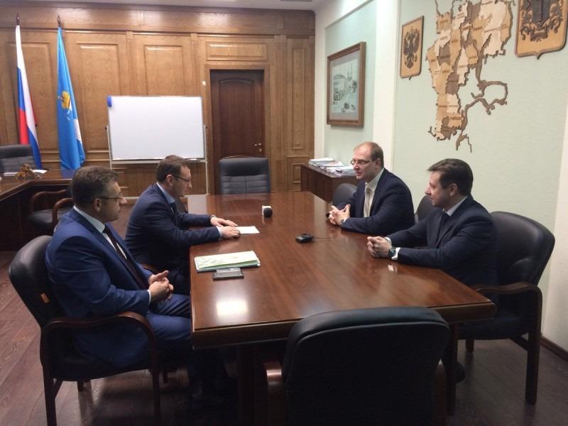 Ульяновские власти создадут бренд качества региональной продукции для развития конкуренции