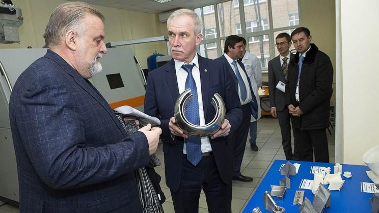 В Ульяновской области будет создано производство препрегов для аэрокосмической промышленности