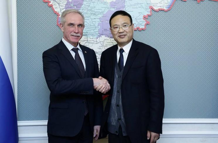 Встреча с китайской делегацией 18 12 2017 - 3