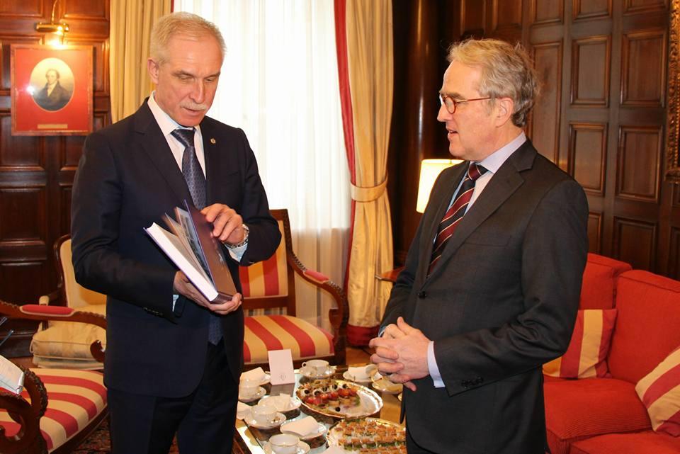 Сергей Морозов: «Германия – наш главный внешний экономический партнёр»