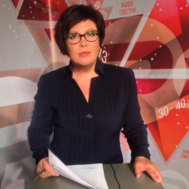 Ирина Колоткова, руководитель телекомпании Репортер73.