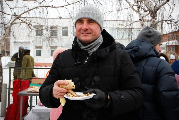 Ъ-Саратов: На «Милену» наступил «Гулливер»