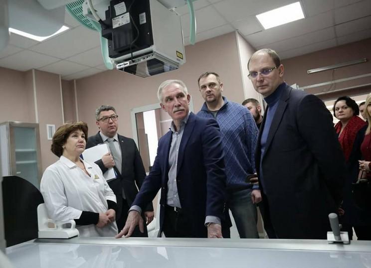 Перинатальный центр «Мама» планируют открыть в Ульяновске в марте 1