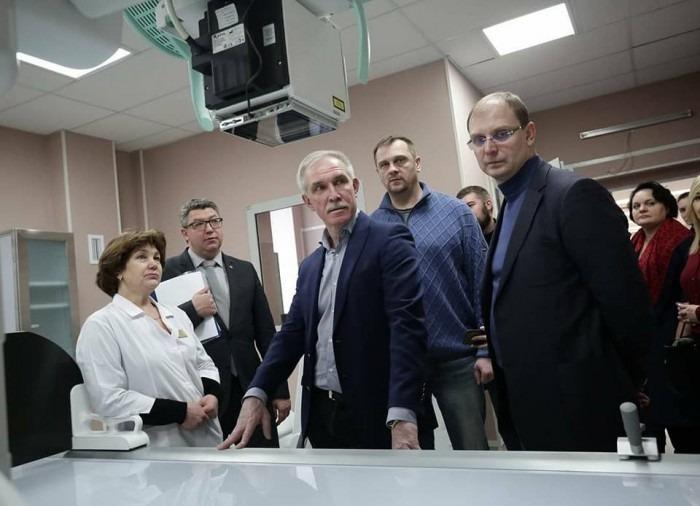 Перинатальный центр «Мама» планируют открыть в Ульяновске в марте