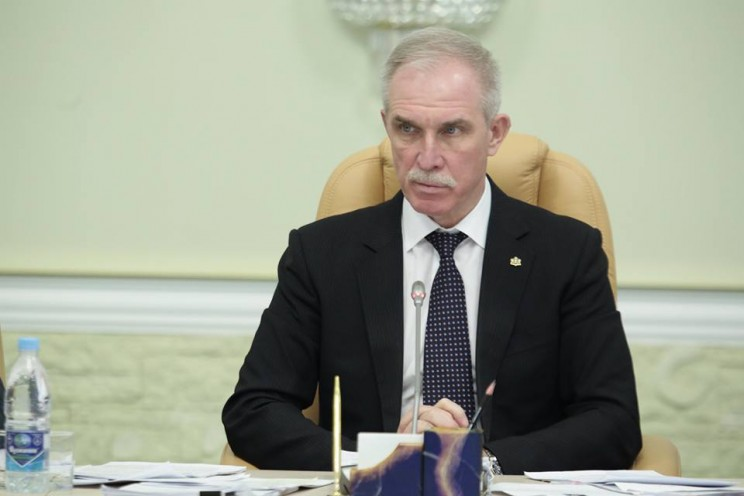 Сергей Морозов 15 января 2018