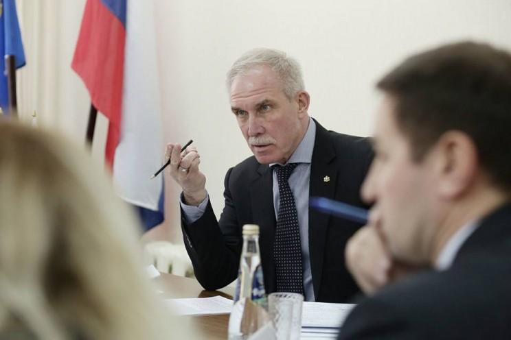 Сергей Морозов, 23 января 2018 года