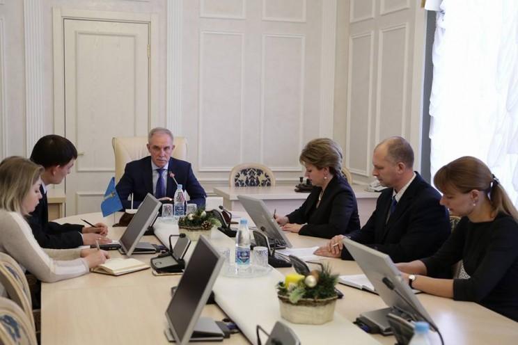Сергей Морозов «Мы должны резко повысить узнаваемость региона»